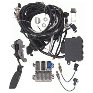 chevy 19354330 engine controller kit for ls376 480 crate jegs Chevrolet LS3 Engines chevrolet performance 19354330