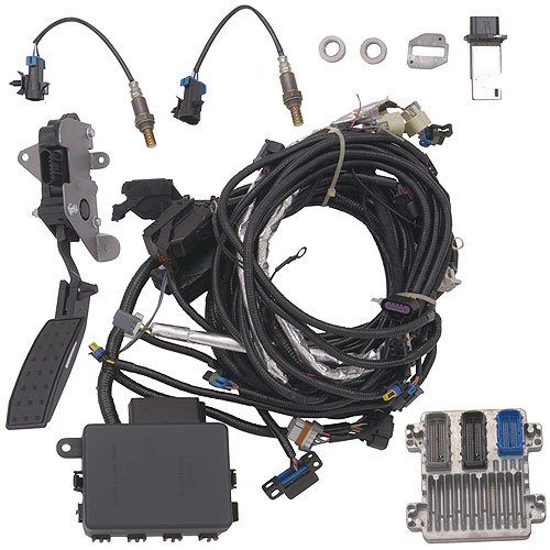 809 19258553 chevy 19256514 ls 5 3l engine control kit jegs Wiring Harness Diagram at bakdesigns.co