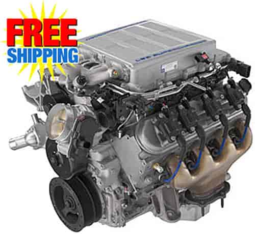Chevy Performance LS9 6 2L 638HP Supercharged Crate Engine