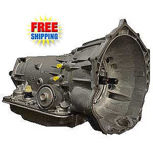 Chevrolet Performance 19260961 - Chevrolet Performance SuperMatic 4L70-E 4WD Transmission