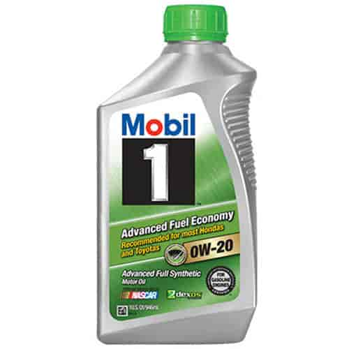 chevy 19264761 mobil 1 advanced fuel economy full