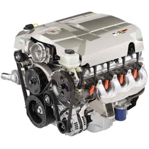Ls1 Engine History: Chevy 19299070: F-Body Style Accessory Drive System