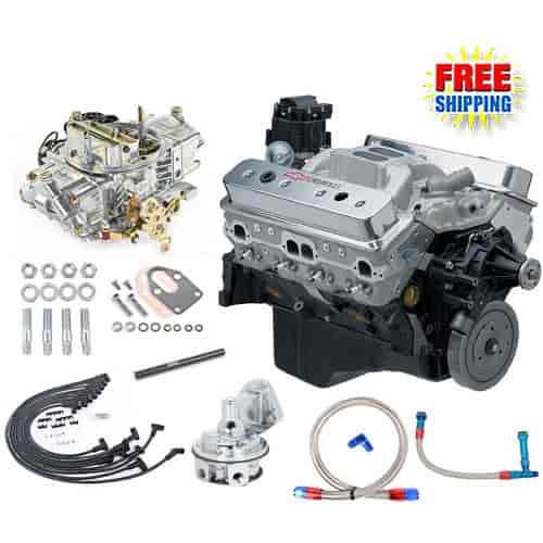 350 Chevy Engine Kit: Chevrolet Performance 19301293K Chevrolet Performance ZZ5