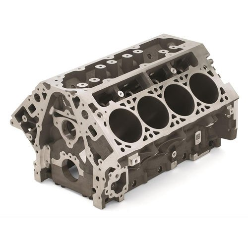 Accessories For Your Chevy Lt1: Chevy 19329617: LT1/LT4 6.2L Bare Engine Block