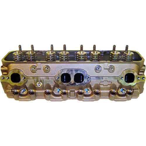 Chevrolet Performance Vortec Assembled Large Port Cast Iron Cylinder Head,  225cc Intake Ports