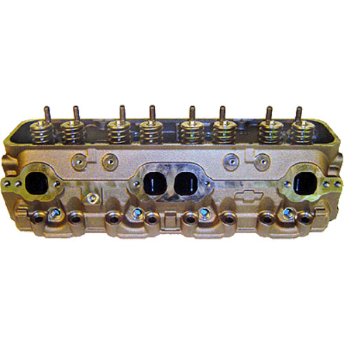 Chevy 19331473: Large Port Cast Iron Vortec Cylinder Head