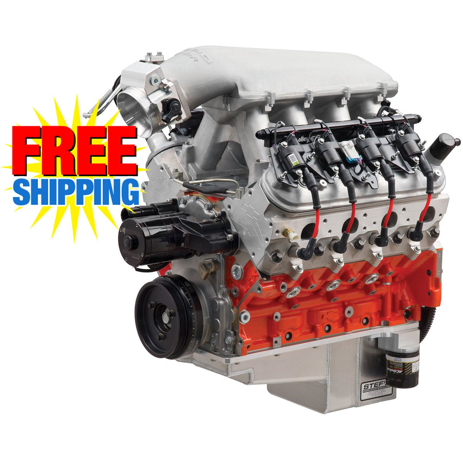 Chevy 2016 2017 427ci 470hp COPO Crate Engine
