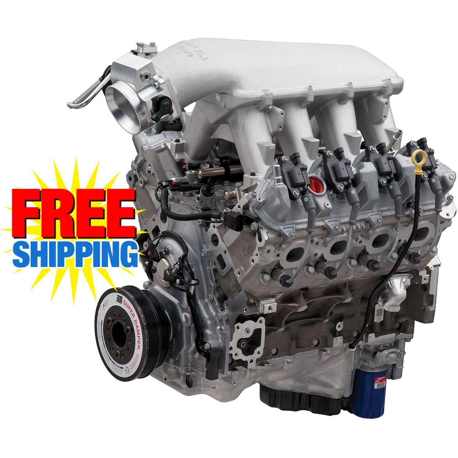 Chevy 2016 2017 6 2L 376ci 410hp COPO LT Crate Engine