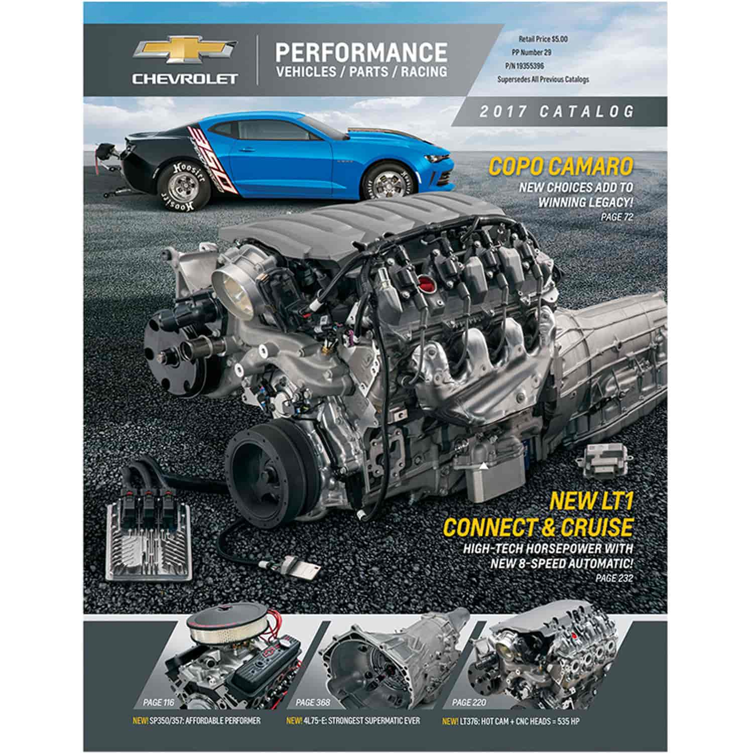 Chevrolet Performance 19355396