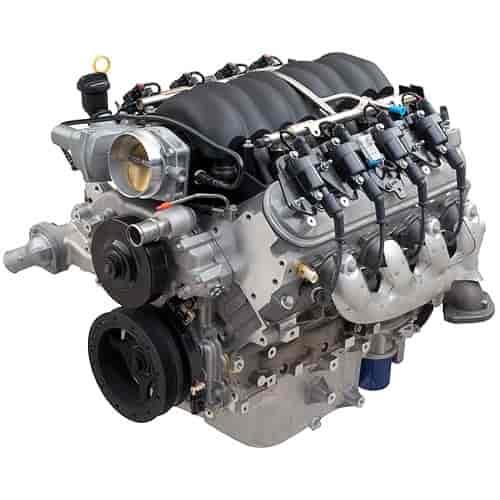 Chevrolet Performance Ls376 480 376ci 6 2l Crate Engine 495 Hp 6200 Rpm