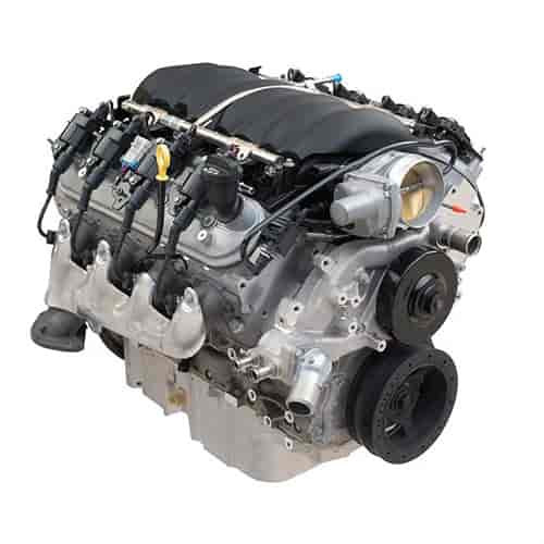 Chevrolet Performance LS376/525 6 2L LS3 Engine w/ Aluminum Heads 525 HP @  6200 RPM