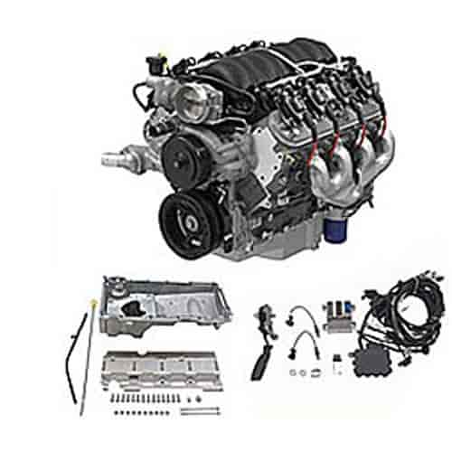 Chevrolet Performance LS376/525 6 2L LS3 Engine Kit