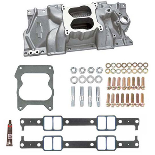 Accessories For Your Chevy Lt1: Chevy 24502592K: Aluminum Intake Manifold Kit 1992-97 LT1