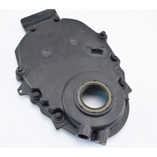 Chevrolet Performance 12562818 Timing Chain Cover: Chevy 93800970: Timing Cover 2000-02 5.0L/5.7L