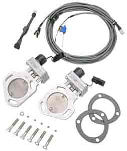 Race Ready EC300D - Race Ready Performance Electric Exhaust Cutout Kits