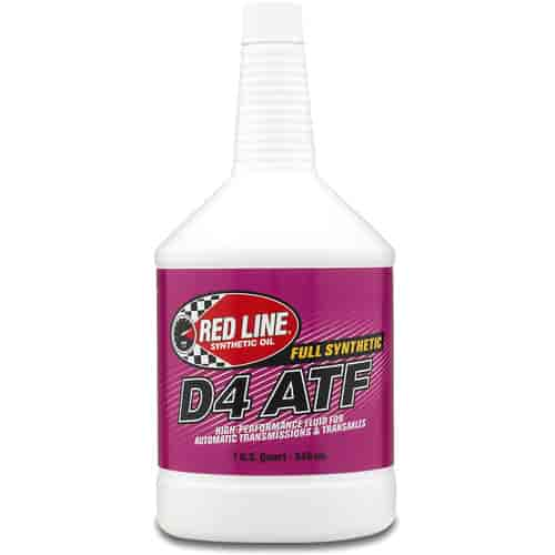 Red Line Oil 30504 - Red Line Automatic Transmission Fluid