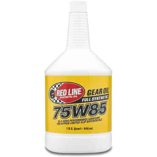Red Line Oil 50104 - Red Line Gear Oils & Manual Transmission Fluids