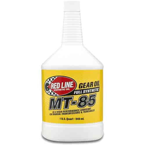 Red Line Oil 50504 - Red Line Gear Oils & Manual Transmission Fluids