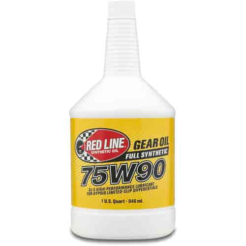 Red Line Oil 57904 - Red Line Gear Oils & Manual Transmission Fluids