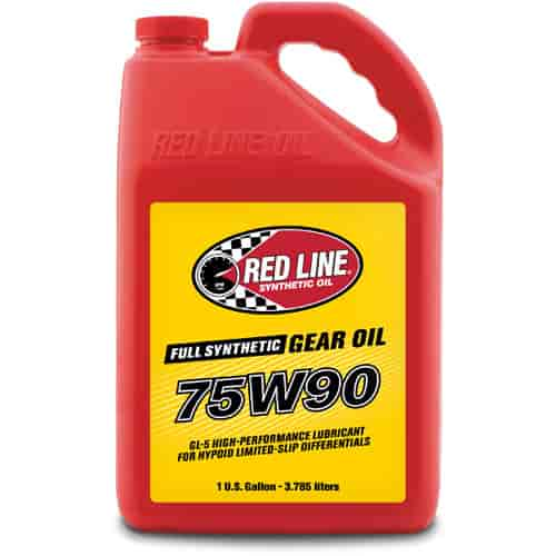 Red Line Oil 57905 - Red Line Gear Oils & Manual Transmission Fluids