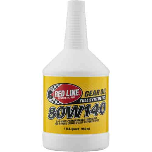 Red Line Oil 58104 - Red Line Gear Oils & Manual Transmission Fluids