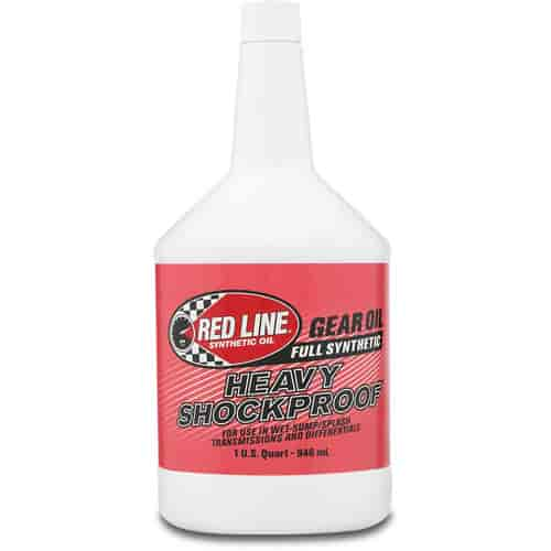 Red Line Oil 58204 - Red Line Gear Oils & Manual Transmission Fluids