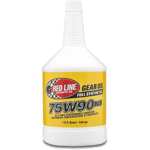 Red Line Oil 58304 - Red Line Gear Oils & Manual Transmission Fluids