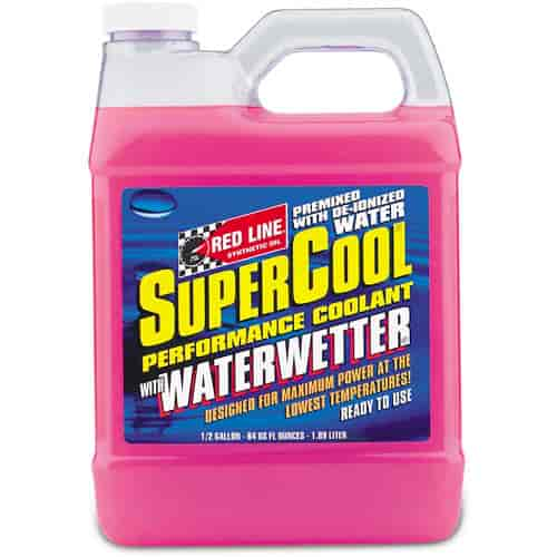 Red Line Oil 80205 - Red Line Motorcycle and ATV SuperCool Coolant