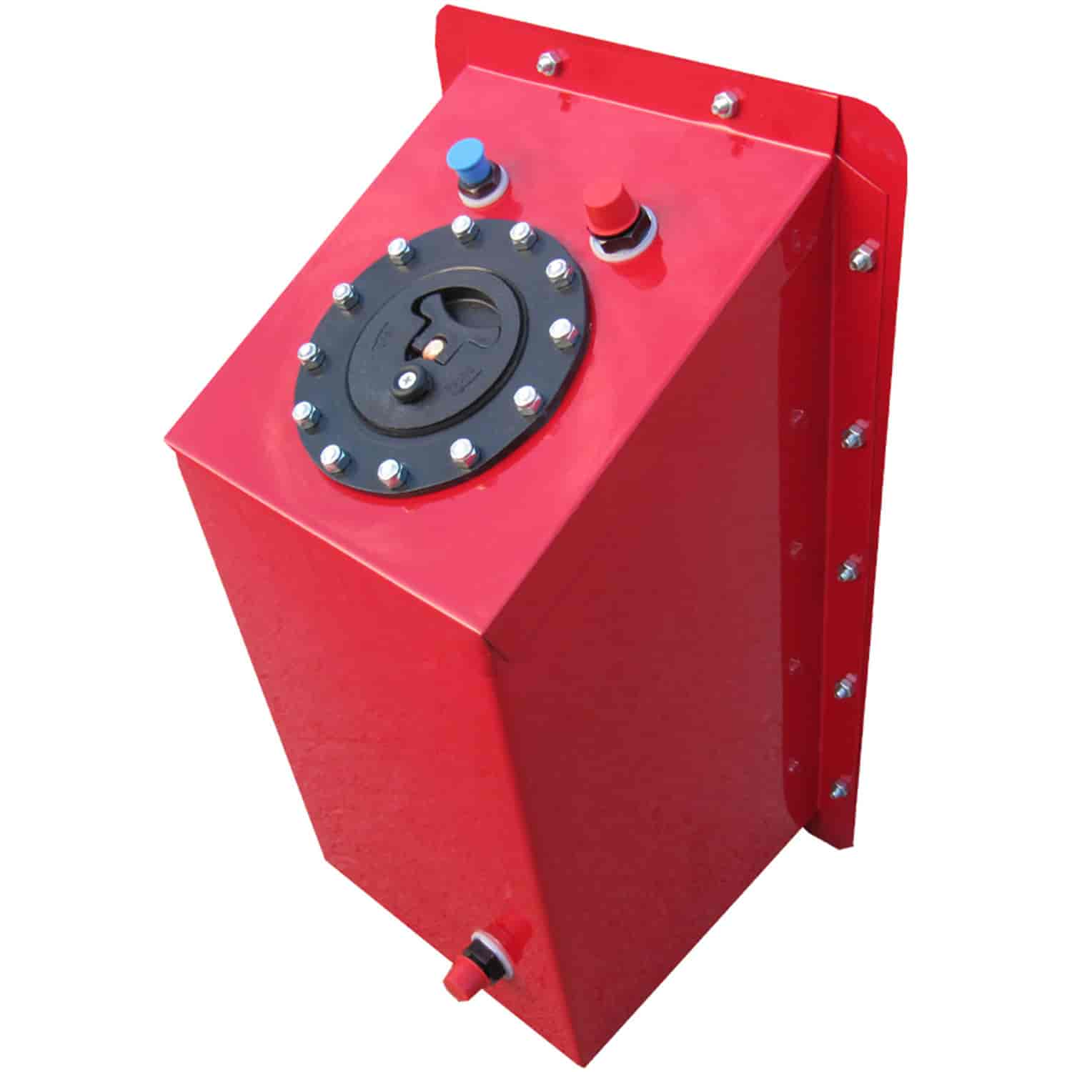 RCI Red Circle Track Fuel Cell Capacity: 4 gallons