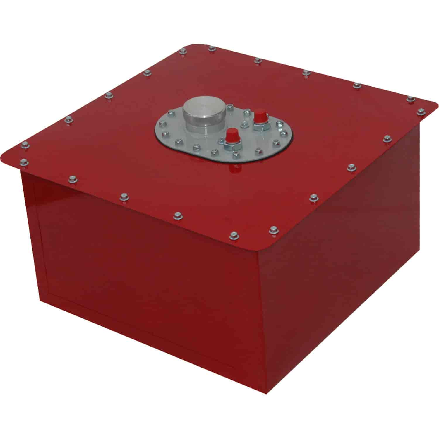 Rci 1122c Red Circle Track Fuel Cell Capacity 12 Gallons