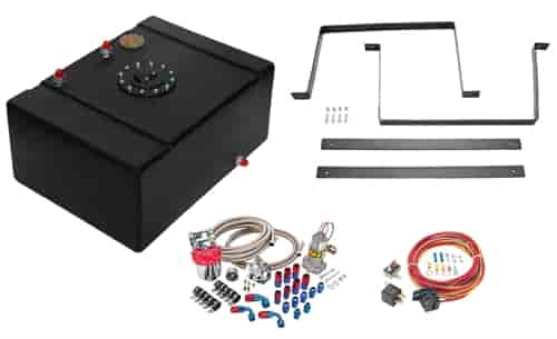RCI Pro Street Fuel Cell with Mount and Pump Kit