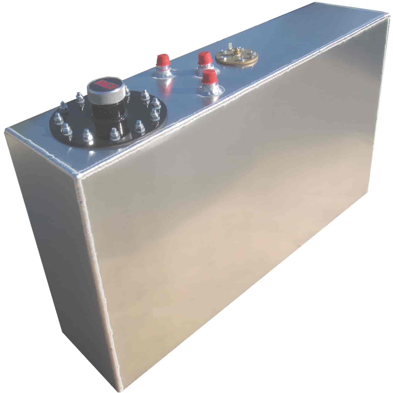 Rci 2171a 17 Gallon Aluminum Fuel Cell 30 Quot L X 7 Quot W X 17
