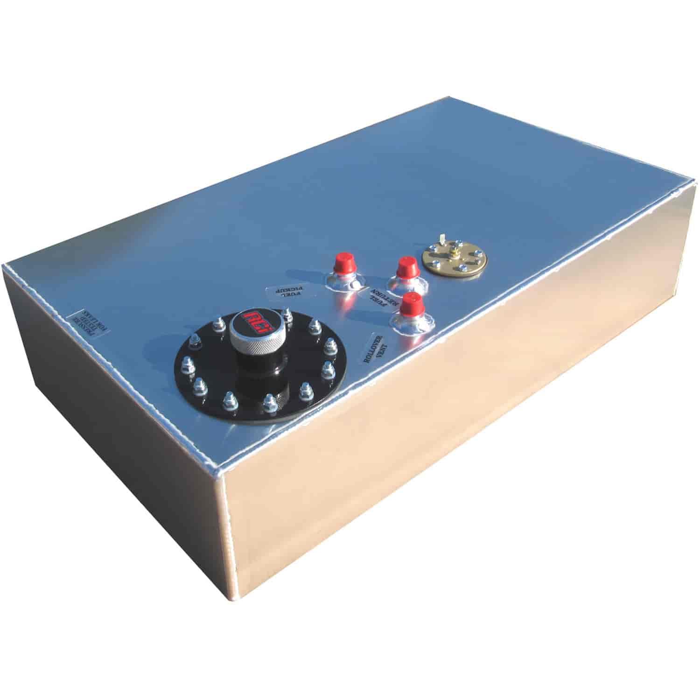 Rci 2172a 17 Gallon Aluminum Fuel Cell 30 Quot L X 17 Quot W X 7
