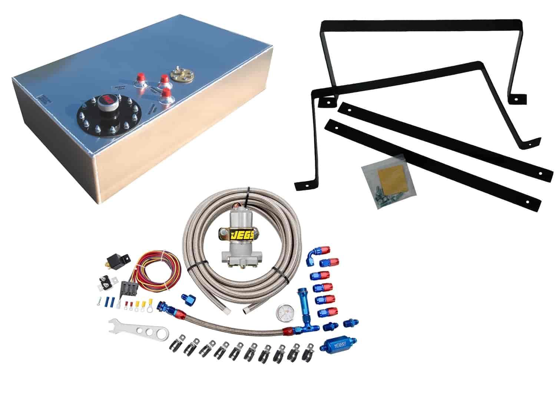RCI 17-Gallon Aluminum Fuel Cell Kit 30