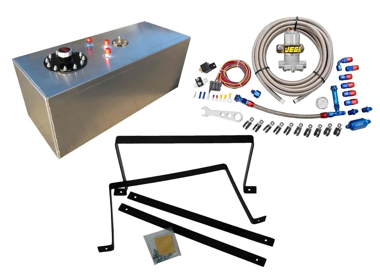 RCI 19-Gallon Aluminum Fuel Cell Kit 30
