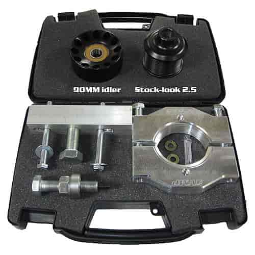 Supercharger Kits For Jeep 2 5: VMP Performance VMP25W90TOOL: Supercharger & Idler Pulley