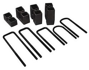 Skyjacker BUK12563 - Skyjacker Blocks & U-Bolt Kits
