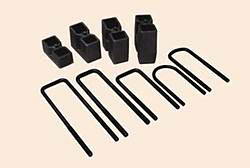 Skyjacker BUK2023 - Skyjacker Blocks & U-Bolt Kits