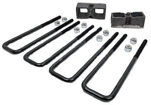 Skyjacker BUK2063 - Skyjacker Blocks & U-Bolt Kits