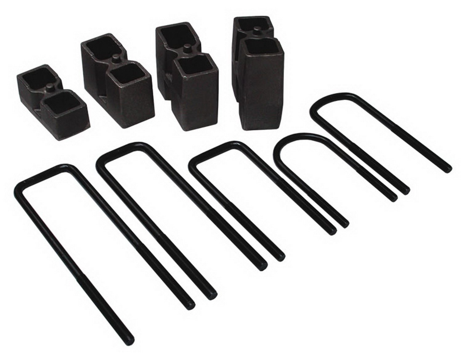 Skyjacker BUK2082 - Skyjacker Blocks & U-Bolt Kits