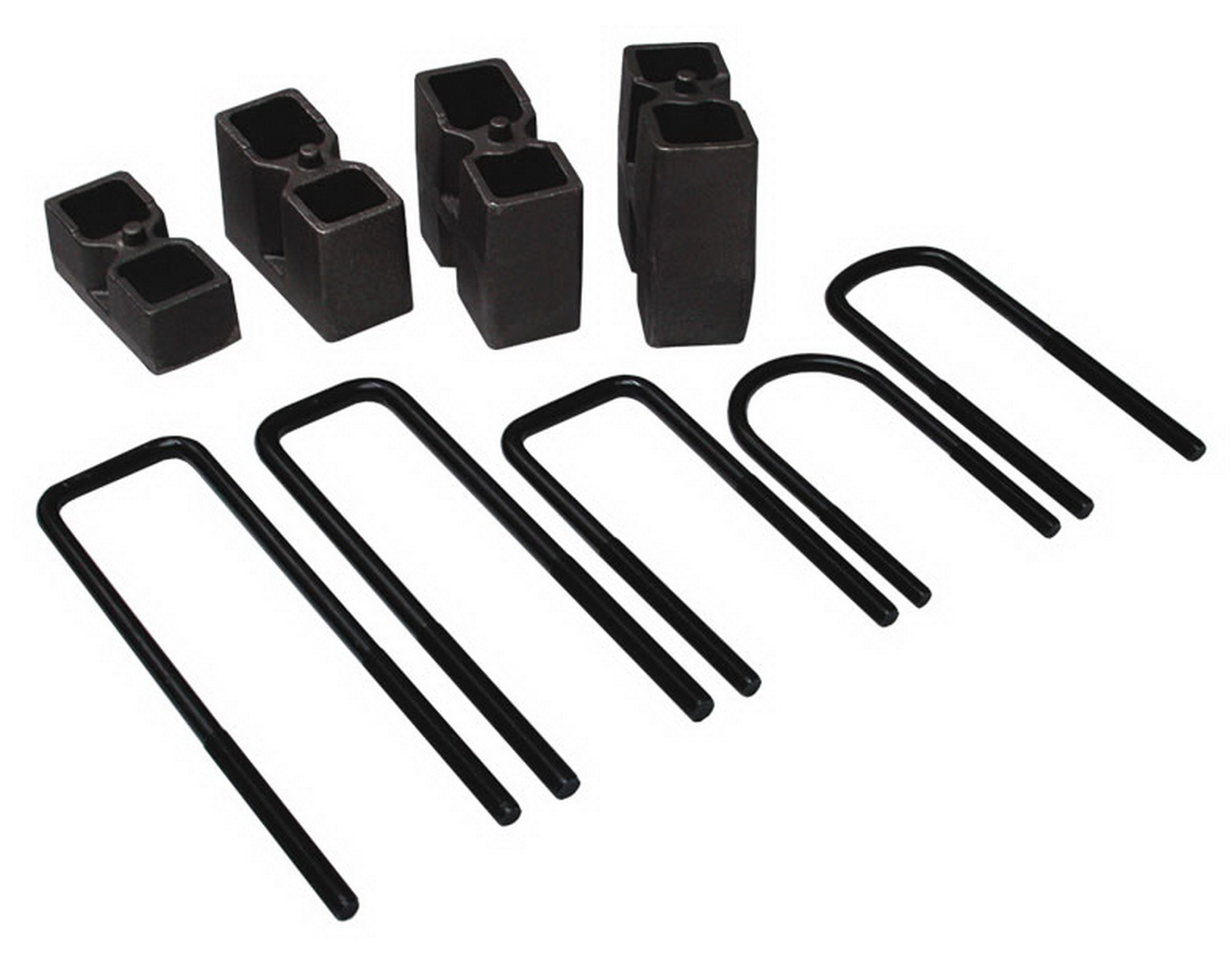 Skyjacker BUK3592 - Skyjacker Blocks & U-Bolt Kits