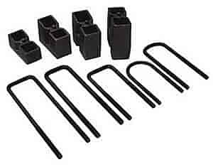 Skyjacker BUK4582 - Skyjacker Blocks & U-Bolt Kits