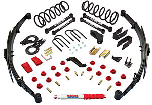 Skyjacker D4529KS - Skyjacker Lift Kits