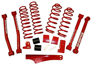Skyjacker JK2501KCR - Skyjacker Lift Kits