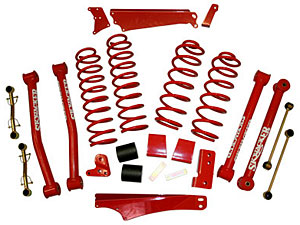 Skyjacker JK401KCR - Skyjacker Lift Kits