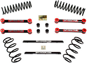 Skyjacker TJ251K - Skyjacker Lift Kits