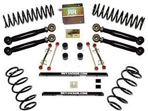Skyjacker TJ253K-SVX - Skyjacker Lift Kits