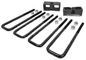 Skyjacker TU710R - Skyjacker Blocks & U-Bolt Kits