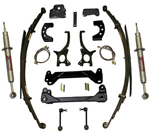 Skyjacker TU761PKS - Skyjacker Lift Kits