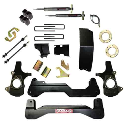 Skyjacker C14661APK - Skyjacker Lift Kits